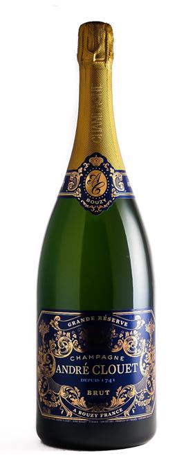 André Clouet Champagne Réserve Brut
