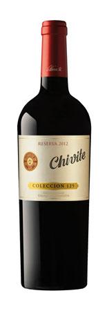Chivite Coleccion 125 Reserva 2012